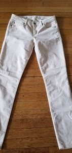 Nice corduroy jeans cream color